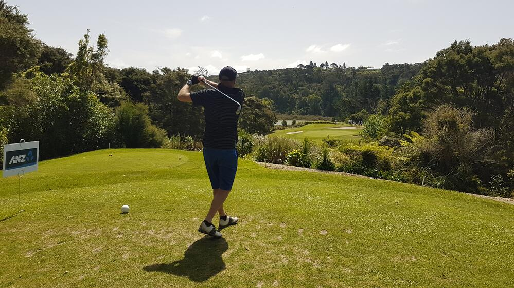 3 - Quadrent Golf Day course