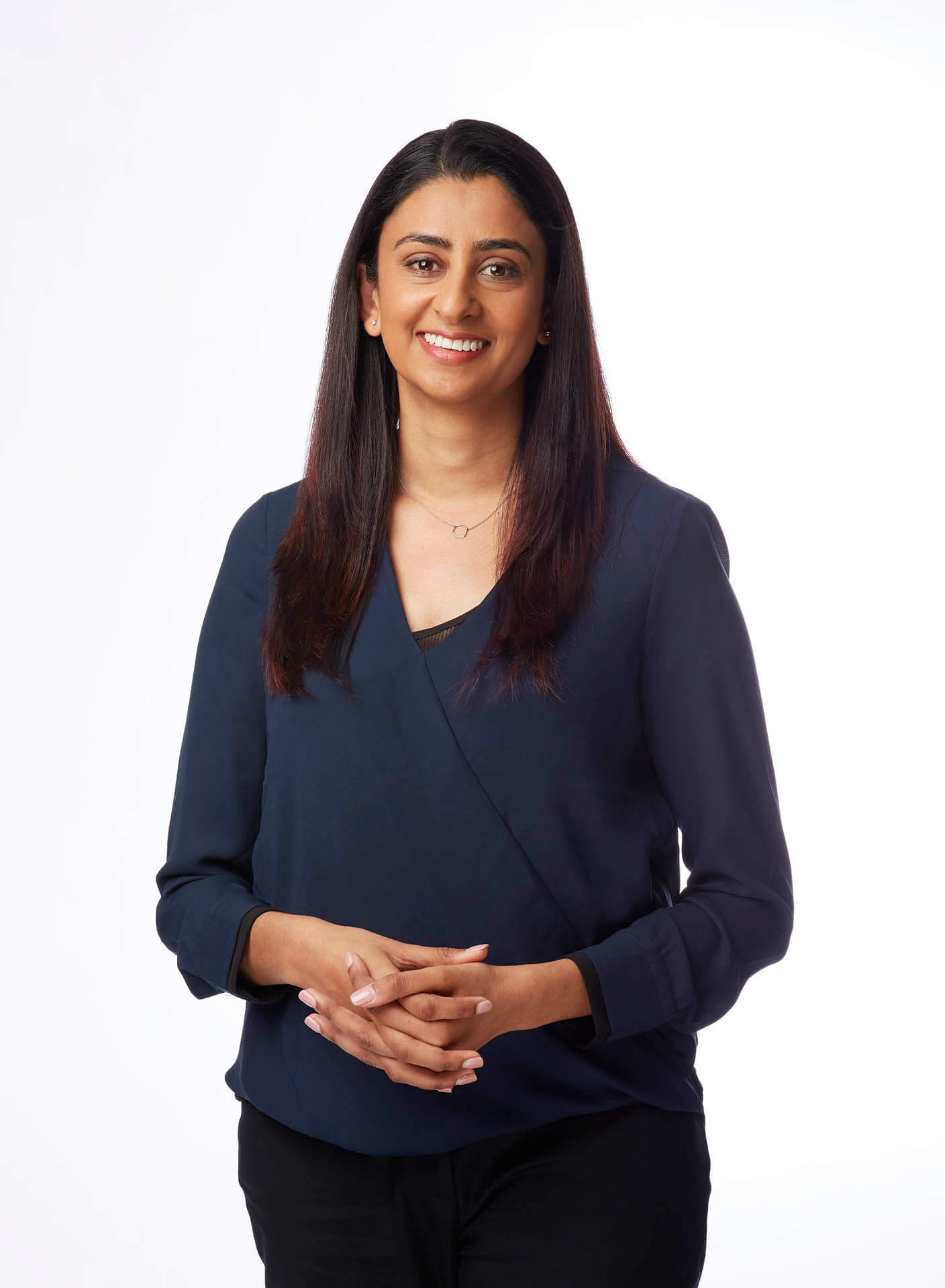 Amber Desai, Assistant Accountant
